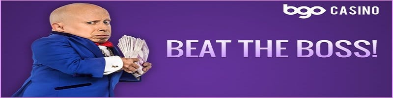 Bgo Casino promotional banner