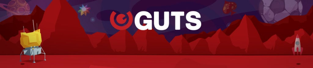 Guts Casino promotional banner image