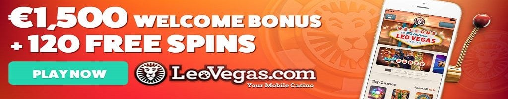 1,500 Free Casino Bonus Cash and 120 Free Spins on new slots