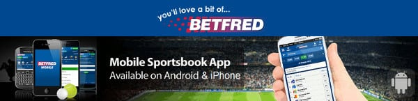 Get the Betfred Mobile App. Betting anywhere, anytime