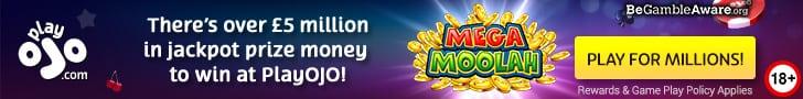 Play Mega Moolah the biggest Jackpot Slot - Win Millions in Cash Prizes