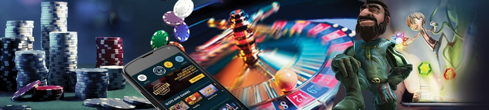 Play mobile casino games at Grosvenor