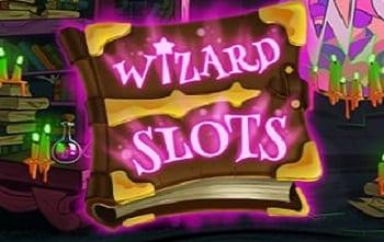 Wizard Slots Casino Logo