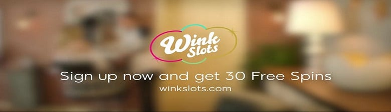 Wink Slots - Sign up and grab 30 free spins