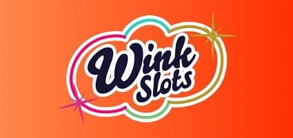wink slots logo image