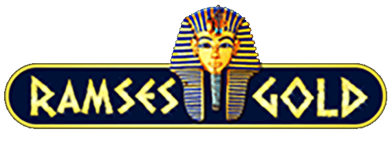 Ramses Gold's UK Casino 2018 Logo