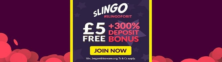 free £5 just for registering, no deposit needed to claim offer!