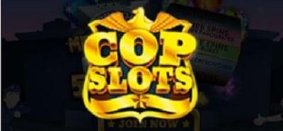 Cop Slots 2018 Logo