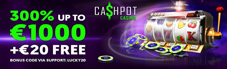 Use bonus code LUCKY20 to claim this top casino offer