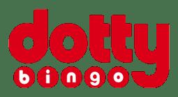Dotty 5 star Bingo site logo Image