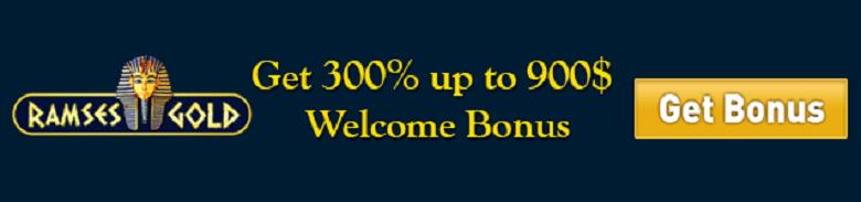Best Casino Site Deal - A 300% match bonus