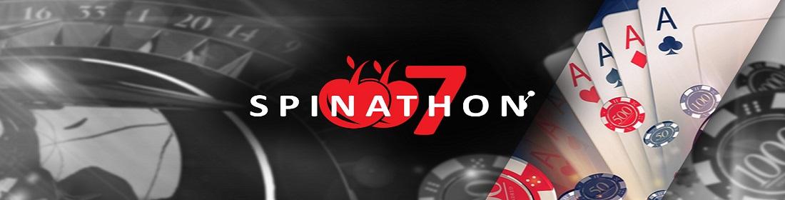 Spinathon Logo Banner promo