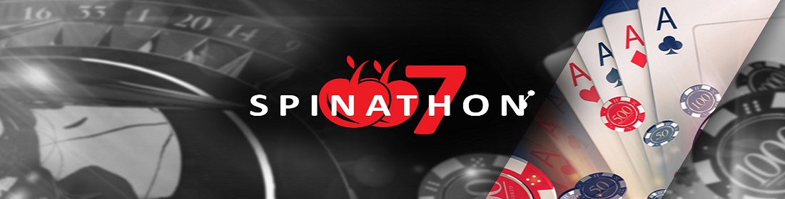 Spinathon Slot Casino Banner