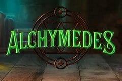 Alchymedes Slot Game Logo