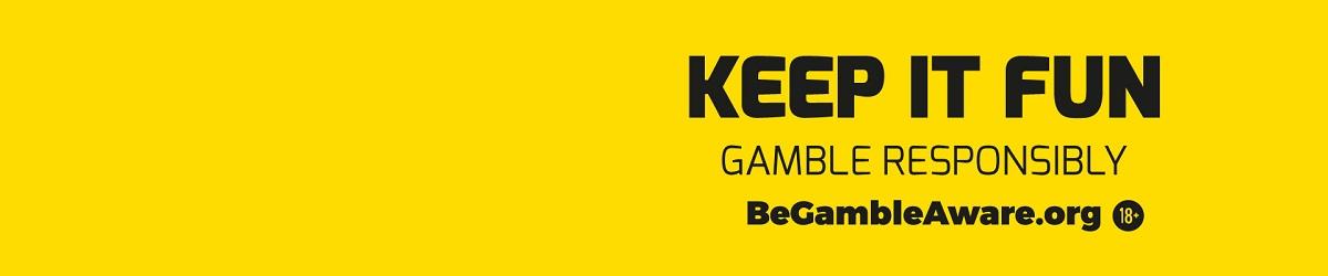 Gamble Responsibly Banner